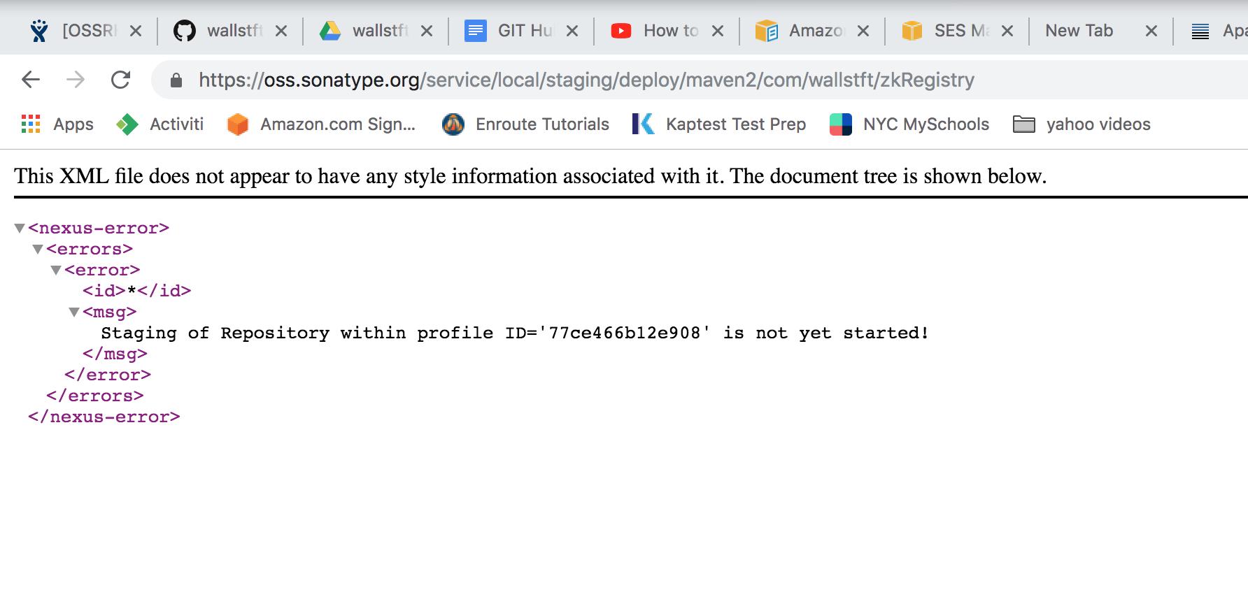 OSSRH-43617] Create repository for com wallstft zkRegistry